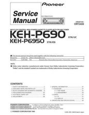 Buy PIONEER C2430 Service Data by download #152631