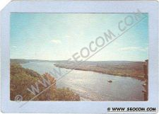 Buy CT Hadlyme Gillette Castle State Park View Of Conn River From Castle ct_bo~918