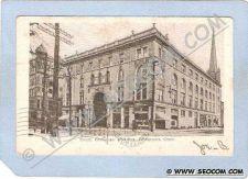 Buy CT Bridgeport Court Exchange Building Street Scene Intersection ct_box1~278