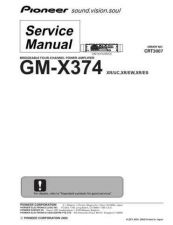 Buy PIONEER C3007 Service Data by download #152858