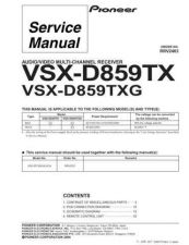 Buy PIONEER R2403 Service Data by download #149600