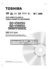 Buy Toshiba SD2300 Manual by download #172321