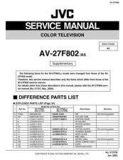 Buy JVC 51757B Service Schematics by download #121750