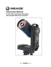 Buy Meade LT Users Manual Instruction Manual by download Mauritron #194759
