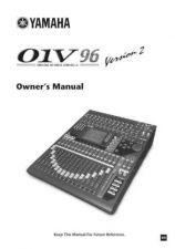 Buy Yamaha 01V96V2 OM EN F0 Operating Guide by download Mauritron #204325