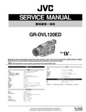 Buy JVC 86708 Service Schematics by download #123162