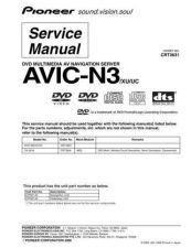 Buy PIONEER C3631 Service Data by download #149261