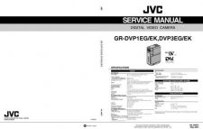 Buy JVC GR-DVP1E CDC-1441 by download #155734