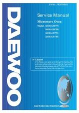 Buy Daewoo R63BG0S001(r) Manual by download #168880
