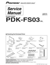 Buy PIONEER A3172 Service Data by download #148701