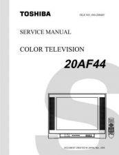 Buy TOSHIBA 20AF44SVM ON by download #129139