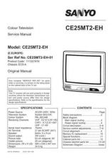 Buy SANYO SKSM0242 Service Data by download #133545