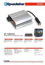 Buy ROADSTAR AT-12DCAC by download #127861