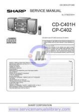 Buy Sharp CDBA120-125 SM GB Manual by download #179822