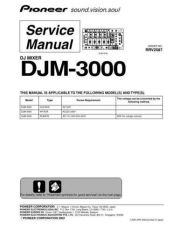 Buy PIONEER R2587 Service Data by download #153412
