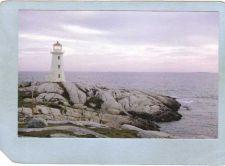 Buy CAN Nova Scotia Lighthouse Postcard St Margaret's Bay Peggy's Point Lighth~990