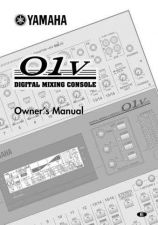 Buy Yamaha 01VE Operating Guide by download Mauritron #204328