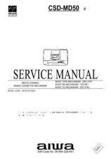 Buy AIWA CSD-TD39 TECHNICAL INFO by download #125244