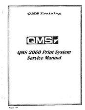 Buy KONICA Konica minolta qms 2060 pagework20 servicemanual CDC-1027 by download #1