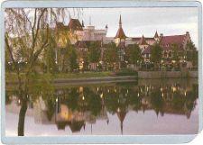 Buy FL Orlando Amusement Park Postcard Walt Disney World Epcot Center Germany ~284
