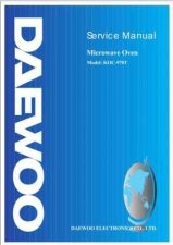 Buy DAEWOO SM KOC-970T (E) Service Data by download #150573