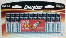 Buy Energizer MAX AA Batteries, 24pk