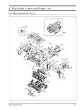 Buy Samsung SF 4500CI NLPNL035110 Manual by download #165471