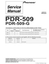 Buy PIONEER R2224 Service Data by download #149498