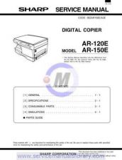 Buy Sharp AR122-123-152-153-157-EN PG SUPPLEMENT GB Manual by download #179332