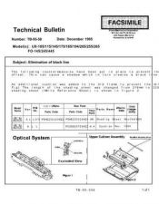 Buy Sharp TB95 058 Technical Bulletin by download #139115