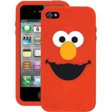 Buy Dreamgear Iphone 4 And 4s Elmo Silicone Case