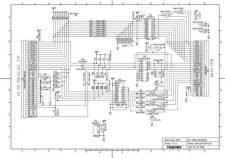 Buy Toshiba WIRING PC IF Service Manual by download #139366