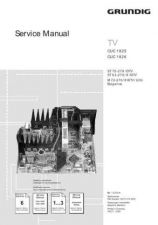 Buy Grundig CUC1825A Service Manual by download #153840