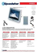 Buy ROADSTAR LCD-5604TFT S by download #128289