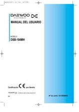 Buy Deewoo DSB-183PH (E) Operating guide by download #167660