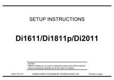 Buy Minolta UNPACKDI1811P Service Schematics by download #137371