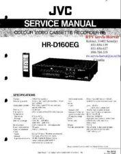 Buy JVC HRD160EG by download #126488