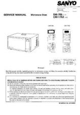 Buy Sanyo CM1473ME EN Manual by download #173420