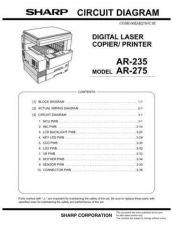 Buy Sharp ARFN1A1E Service Manual by download #138811