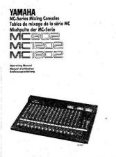 Buy Yamaha MC802E Operating Guide by download Mauritron #204815