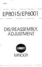 Buy Minolta DISREASSY ADJ Service Schematics by download #137486