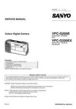 Buy Sanyo SM550045-00 04 Manual by download #176667