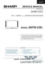 Buy Sharp 60FW53E-EE SM GB Manual.pdf_page_1 by download #178731