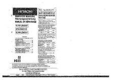 Buy HITACHI No 6507EFG Service Data by download #151080