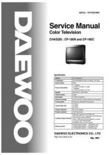 Buy Daewoo 20V1N (E) Service Manual by download #154599