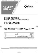 Buy Funai DPVR0209-5 REVISED 05072002 Service Schematics by download #161752