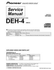 Buy PIONEER C2859 Service Data by download #152826