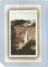 Buy CAN Field Postcard Takakkaw Falls 1200 Feet High Yoho Valley Canadian Rock~28