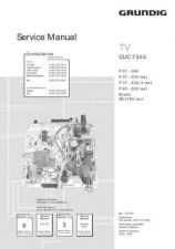 Buy Grundig CUC7303B Service Manual by download #153902