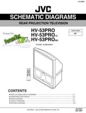 Buy HV-53PRO Schematic Diagram Print Circuit Board Service Schematics by download #1